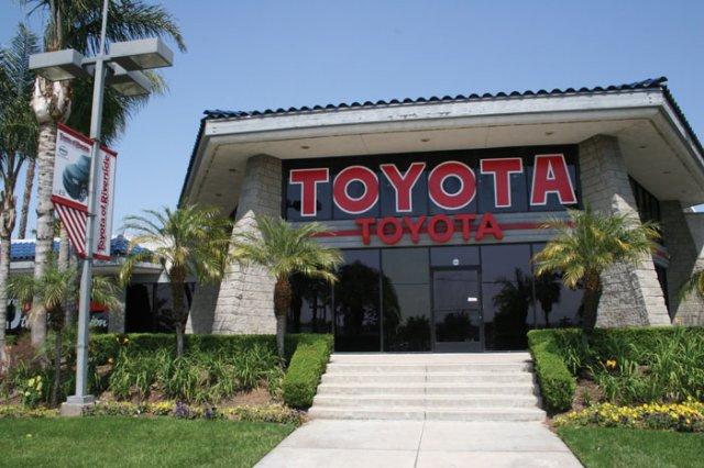 Toyota of Riverside